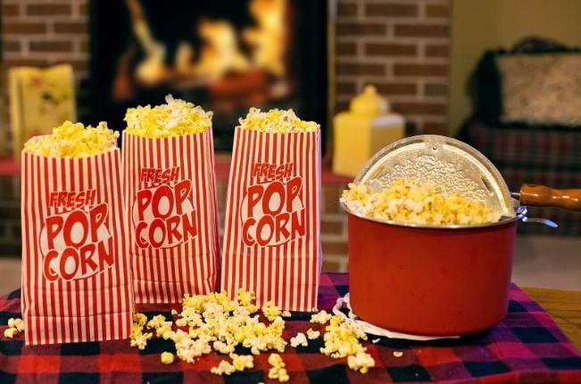 ver cine en casa