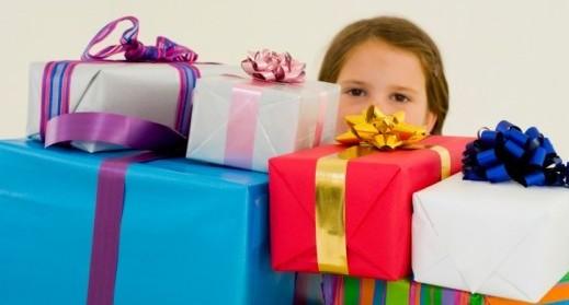 ideas para regalar a distintas edades