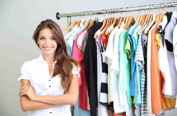 la moda de las prendas