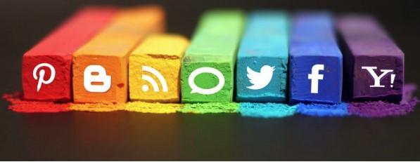 redes sociales para cada negocio