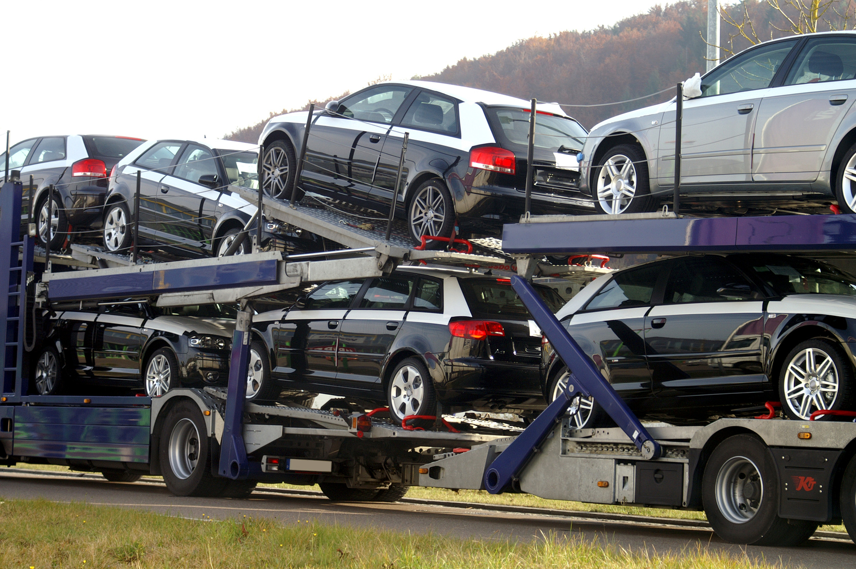 transporte de vehiculos
