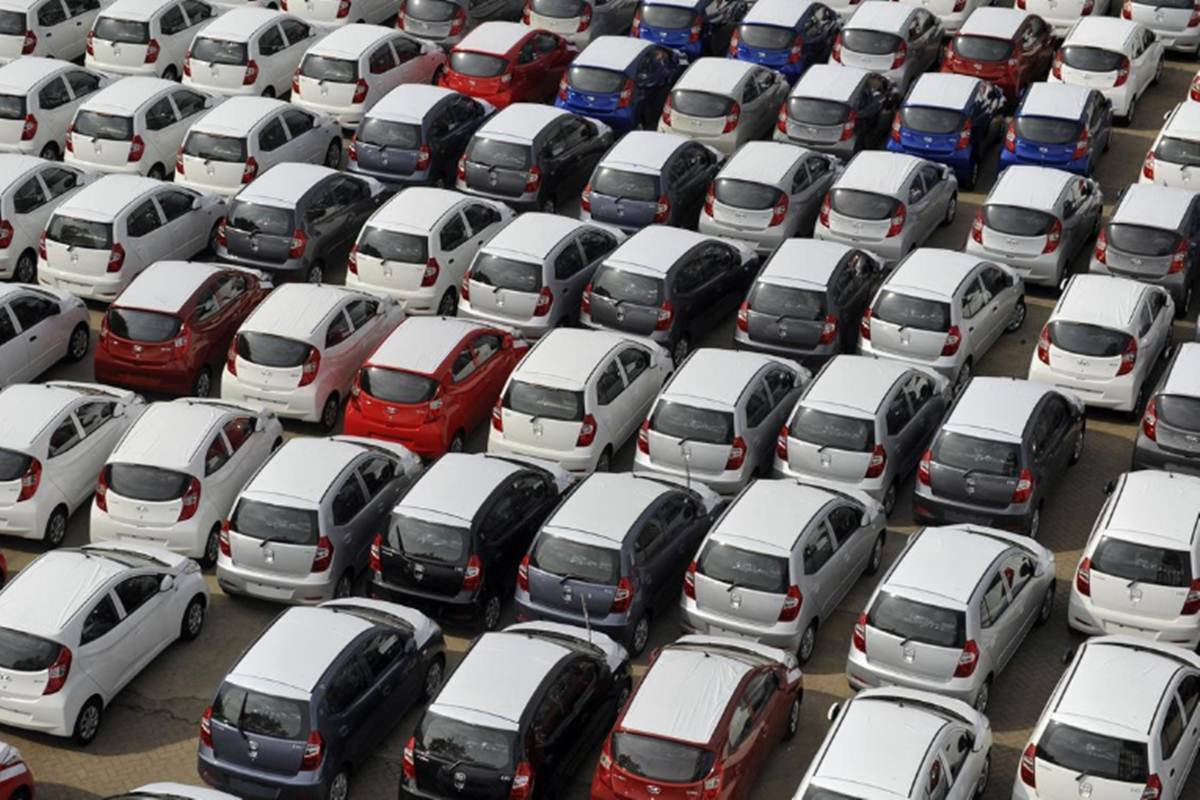 Ventas minoristas, ventas de automóviles, cobros de gst, recuperación económica, crecimiento del PIB, economía india