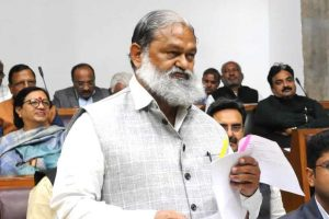 Haryana home minister Anil Vij on Wednesday offered to be the first volunteer for Phase 3 trial of Covaxin in Haryana.