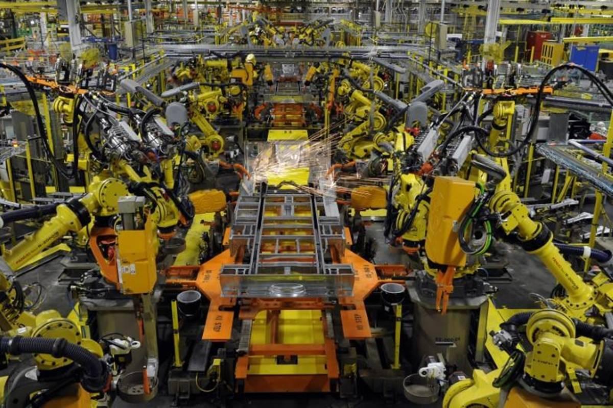 sector manufacturero en India, crecimiento económico indio