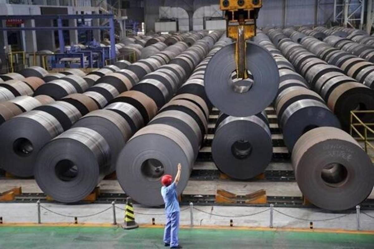 hundimiento de acero, acero antidumping, artículos de acero de China, Dirección General de Recursos Comerciales, revisión final del derecho antidumping, ISMt Ltd, aumento significativo del volumen de importación, DGTR