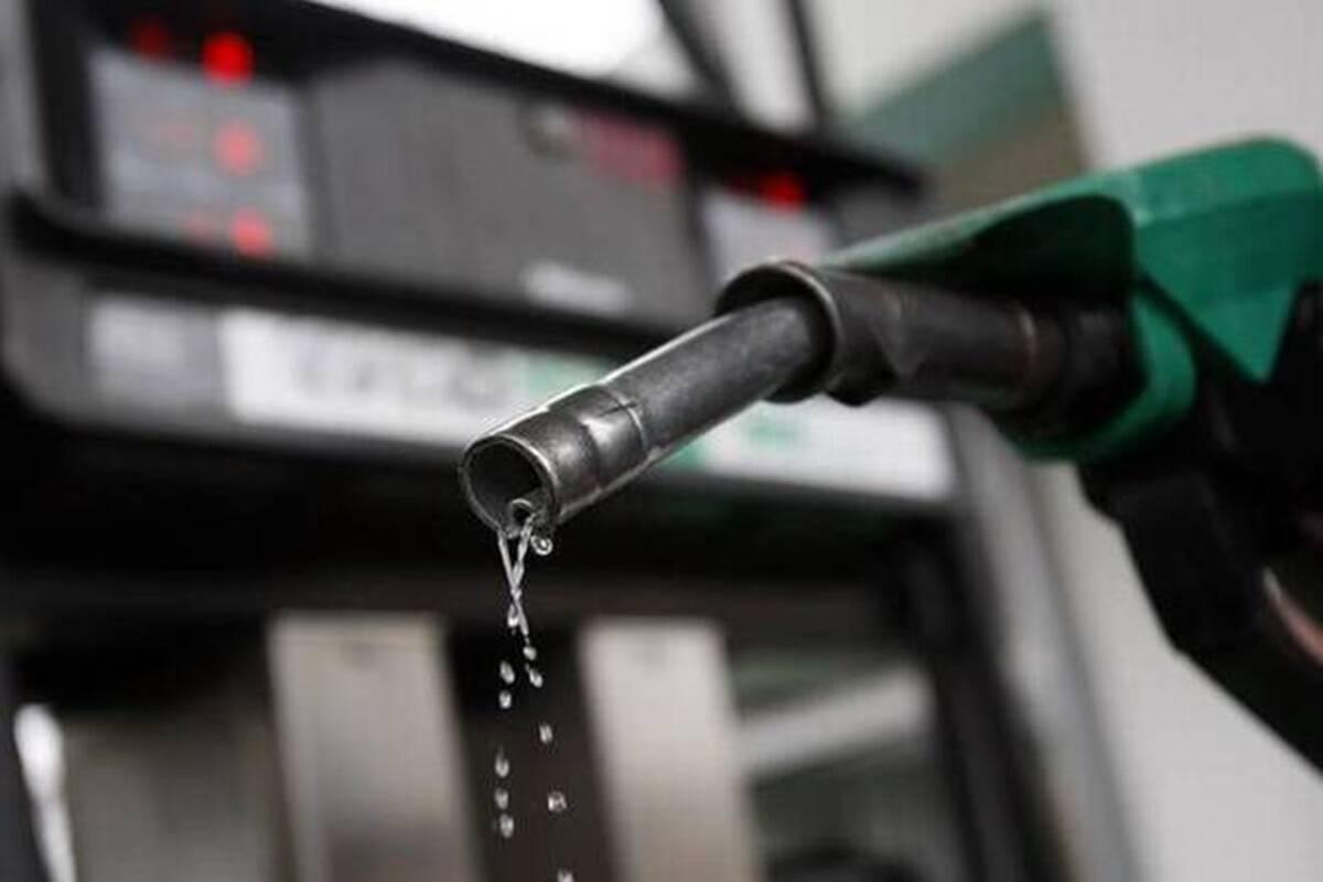 """""""Además, cuando los precios del combustible aumentan a nivel mundial, esto también afecta nuestros precios.  Sin embargo, el gobierno está haciendo esfuerzos para que esta carga no recaiga sobre el hombre común """", dijo."""
