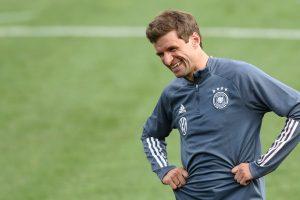 Entiendo lo que quiso decir: Muller no le guarda rencor a Low después de regresar de Alemania.