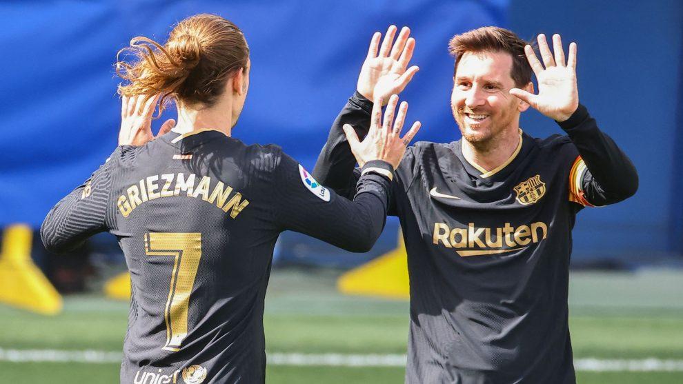 - ¡Le mandas un melón a Messi, lo convierte en caviar!  - Griezmann elogia al astro del Barcelona mientras niega cualquier enemistad