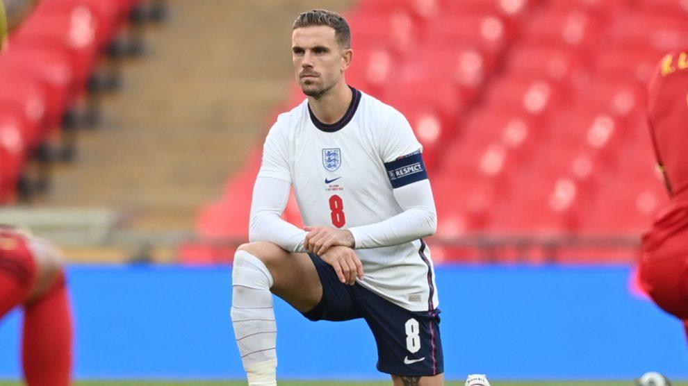 El seleccionador de Inglaterra, Southgate, informa sobre el estado físico de Henderson antes del debut en la Eurocopa contra Croacia