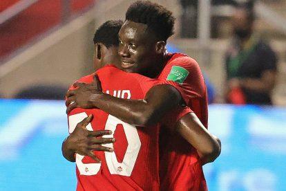 Calificaciones de los jugadores de Canadá: es el programa de Davies y David vs.  Surinam