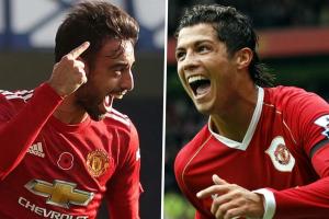 'Cristiano tuvo malos partidos' - Fernandes, estrella del Manchester United, revela cómo Ronaldo lo inspiró