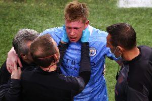 'Debería ser rojo': Rudiger venció a De Bruyne por una falta 'imprudente' en la final de la Liga de Campeones de Martínez