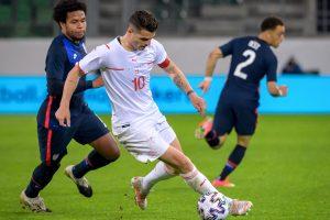 'Esto es lo que nuestro equipo puede ser en el futuro' - USMNT extrae lecciones valiosas de la experimentada Suiza antes de la Liga de Naciones