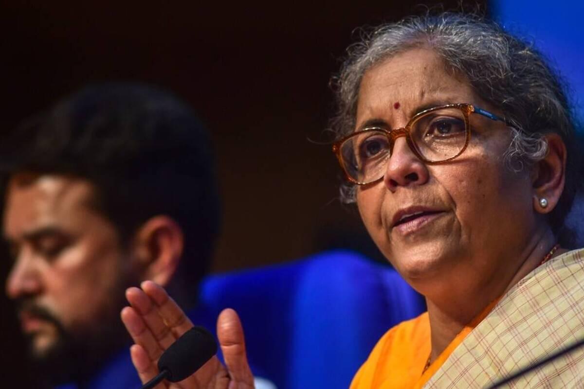 Nirmala Sitharaman, Ministerio de Finanzas, Union Budet, gastos de capital, modi gov, economía india