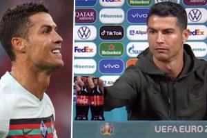 La polémica de Cristiano Ronaldo Coca-Cola: todo lo que necesitas saber