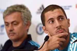 'No trabaja muy duro' - Hazard es un jugador increíble, pero un entrenador 'terrible', acusa Mourinho