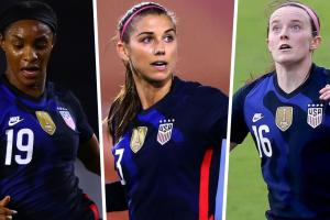Proyecciones de la lista de USWNT para los Juegos Olímpicos de 2021: ¿Qué 18 jugadores formarán el equipo de EE. UU. En Tokio?