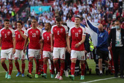 Schmeichel: la UEFA amenazó a Dinamarca con una pérdida de € 3-0 tras el accidente cardíaco de Erikson