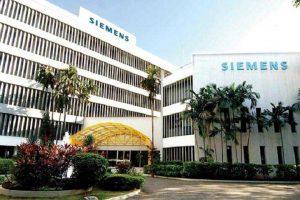 Siemens aporta Rs.  40 millones de rupias de esfuerzos de ayuda contra COVID-19