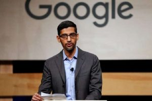 Sundar Pichai destaca el trabajo futuro en la conferencia Google I / O