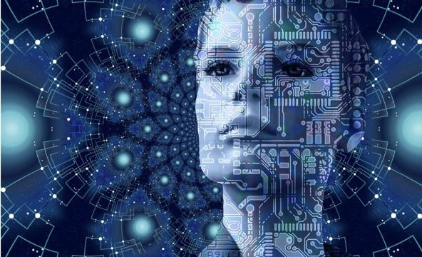 chica robot