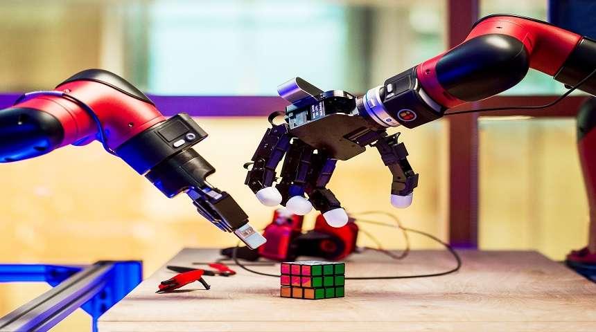 ¡5 innovaciones de robots futuristas que deberían sorprenderte!