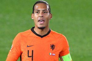 '¡Esta historia es completamente falsa!'  - Van Dijk niega la revuelta de la selección holandesa contra el regreso de Van Gaal