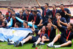 ¿Dónde están ahora los compañeros de equipo ganadores de la medalla de oro olímpica de Lionel Messi en 2008?