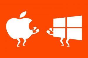 ¿Windows 11 abrirá la puerta para que Microsoft venza a Apple en la guerra de los sistemas operativos de una década, o no?