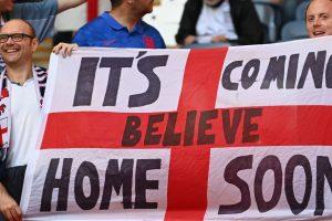El fútbol vuelve a casa: tres palabras que irritarán a millones mientras se preparan para la final de la Eurocopa 2021 entre Inglaterra e Italia