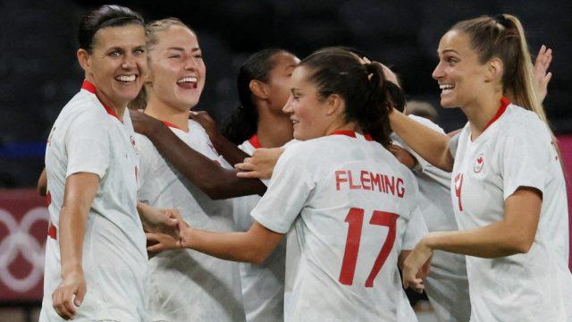 Por qué la victoria de la selección canadiense de fútbol femenino sobre Chile es un buen augurio para su búsqueda de la medalla de oro olímpica contra Gran Bretaña