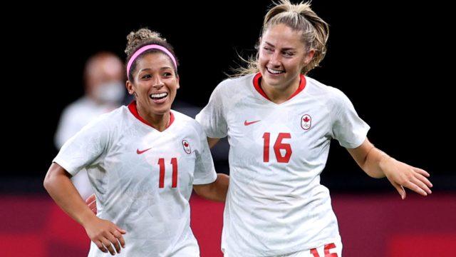 Canadá vs Gran Bretaña, hora, canal, programación de TV para ver los juegos olímpicos de fútbol femenino 2021