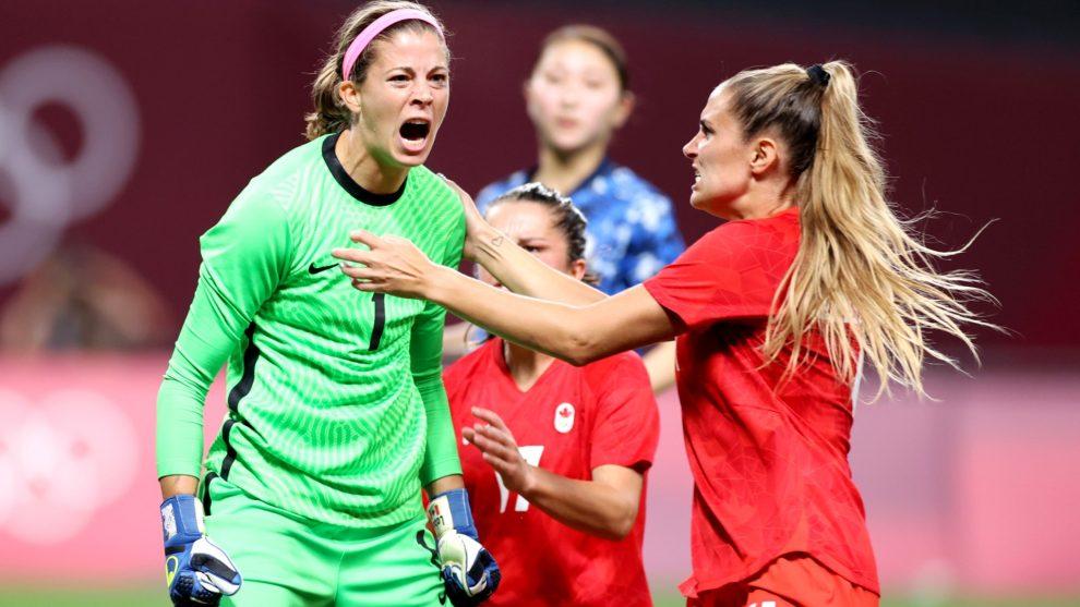El equipo olímpico de fútbol femenino de Canadá comienza bien, Sinclair anota en el empate contra Japón
