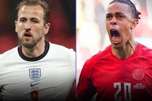 Inglaterra vs Dinamarca: clima, alineaciones, TV, transmisiones, probabilidades, pronóstico de la semifinal de la Eurocopa 2021