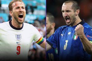 Inglaterra vs.  Italia: clima, alineaciones, TV, transmisiones, probabilidades, pronóstico final de la Eurocopa 2021