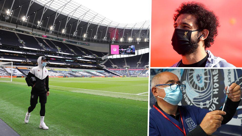 Los jugadores de fútbol de la Premier League necesitarán la vacuna Covid-19 para la temporada 2021-22