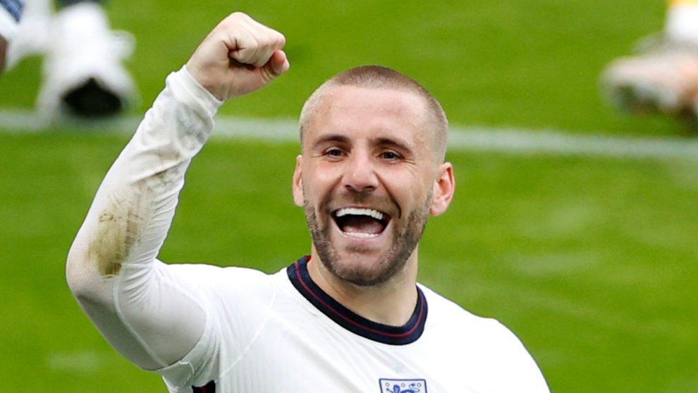 'No me había sentido tan feliz en mucho tiempo': Shaw revela una 'experiencia increíble' con Inglaterra cuando se acercan los cuartos de final de la Eurocopa 2020