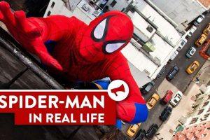 ¡Este youtuber tecnológico construyó un tirador web IRL Spider-Man y los internautas están divididos!