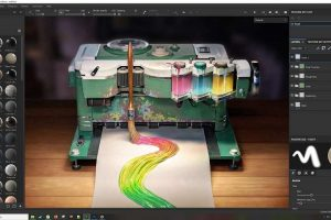 Adobe lanza las herramientas Substance 3D