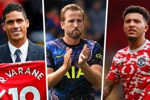 Man Utd ha pedido hacer una oferta por Kane 'ahora', ya que Neville duda que los fichajes de Varane y Sancho puedan garantizar el título de la Premier League.