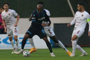 Nwakaeme eclipsa a Cofie de Ghana en la victoria del Trabzonspor sobre el Sivasspor