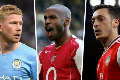 ¿Cuál es el récord de la Premier League de más asistencias en una temporada?