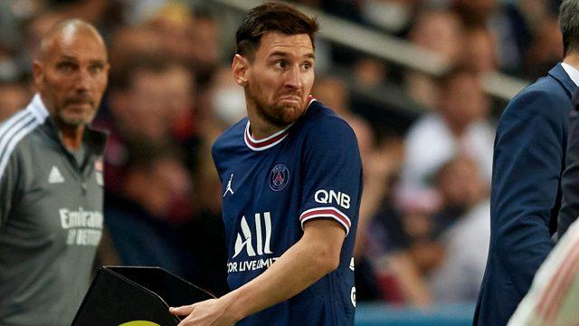 Por que el reemplazo de Lionel Messi fue tan controvertido: el entrenador del PSG, Pochettino, explica el cambio