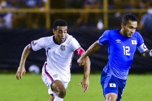 Capitán de USMNT Tyler Adams: Prefiero enfrentarme a Inglaterra o Francia que en la carretera en CONCACAF