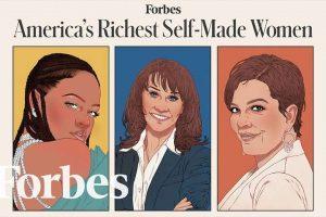 """Cinco mujeres de ascendencia india figuran en la lista de Forbes de """"las mujeres más ricas de Estados Unidos"""""""