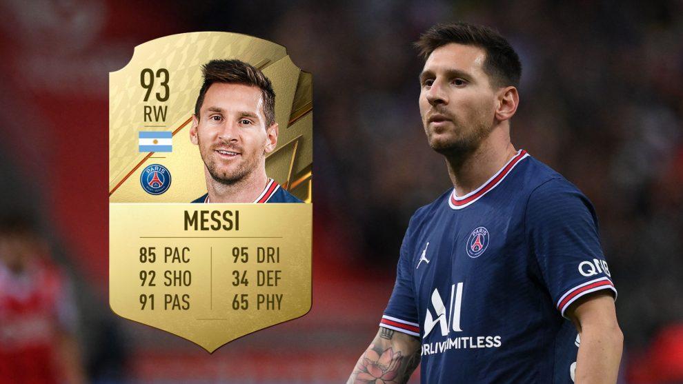 Clasificaciones FIFA 22: Messi confirmado como mejor jugador mientras la estrella del PSG lleva a Ronaldo al primer lugar