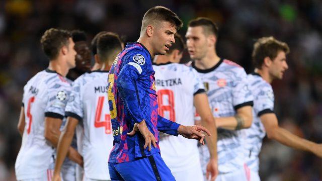 La triste nueva realidad del Barcelona: el Bayern de Múnich demuestra que los catalanes ya no pueden competir con la élite europea