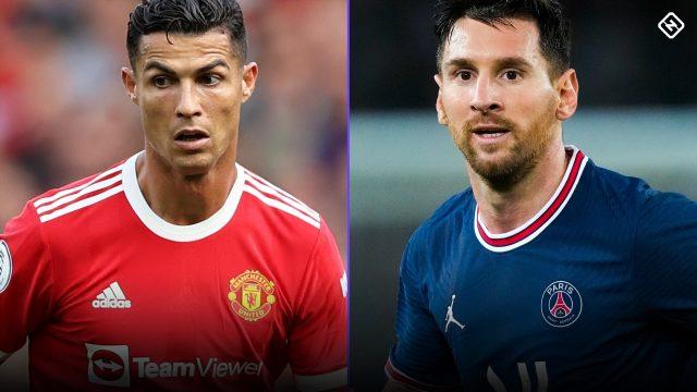 Las mejores estrellas pagadas del fútbol 2021: ¿Cuánto ganan Cristiano Ronaldo y Lionel Messi?