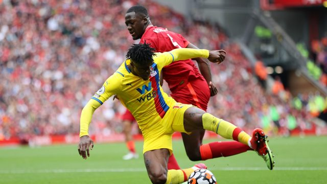 'Lo hizo muy bien contra Zaha y Ayew': el técnico del Liverpool, Klopp, elogia a Konate