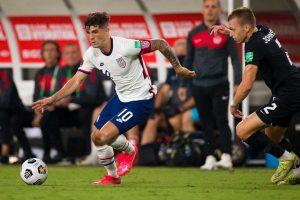 'No hay dudas dentro de la USMNT' - Pulisic 'confiado' irá a Honduras a pesar del mal comienzo de los clasificatorios para la Copa del Mundo